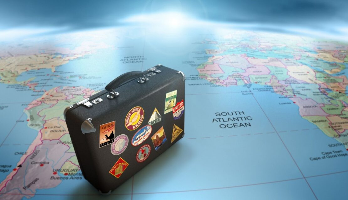 5 Reasons Why You Should Travel The World